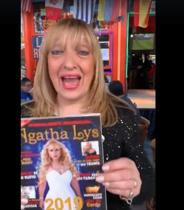 Revista Agatha Lys 2020